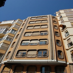 Panoramio Photo Of Elche Retro Architecture - Karbonix