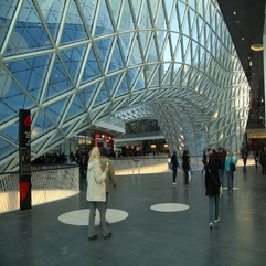 Panoramio Photo Of Quot My Zeil Quot Shopping Mall Fantastic - Karbonix