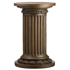 Pedestal Picture Simple Wood - Karbonix