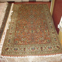 Persian Wall Hanging Natural Carpet 800L Product Photos Persian - Karbonix