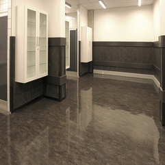Photo Linoleum Flooring - Karbonix