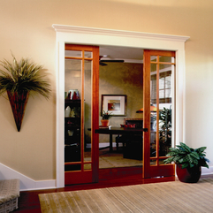 Photo Pocket Doors - Karbonix