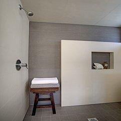 Photograph Of Architecture Light Neutral Bathroom Colours Concept - Karbonix