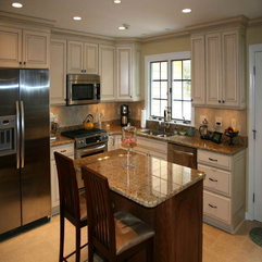 Picture Gallery For Your Inspirations With Fine Countertop Kitchen Cabinet - Karbonix