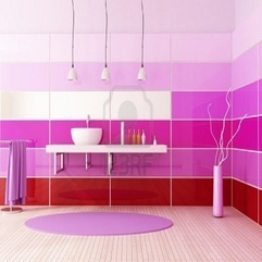 Pink Luxury Bathroom Design - Karbonix