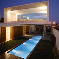 Pool Area Inspirational Contemporary - Karbonix