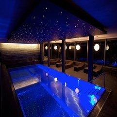Pool With Lounge Space Indoor Swimming - Karbonix