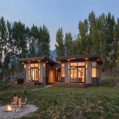 Prefab Homes Style Double Dwell - Karbonix