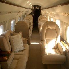 Private Jet Interior Luxury Seat - Karbonix