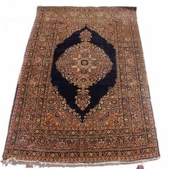 Q Amp A A 100 Year Old Antique Rug - Karbonix