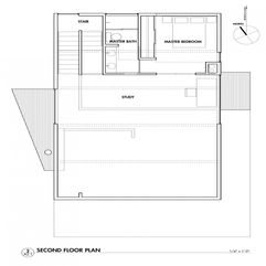Ranch House Layout Plan Second Floor - Karbonix