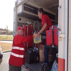 Red Cross Provides Relief To People Affected By Myrtle Beach - Karbonix