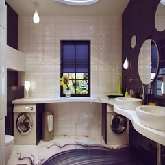Relaxing Bathrooms Beautiful Purple - Karbonix
