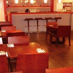 Restaurant Interior And Decoration Design Melur Modern Contemporer - Karbonix