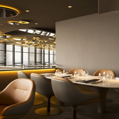 Restaurant Interior Design The Dazzling - Karbonix