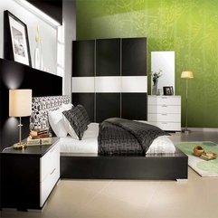 Retro Bedroom Design Furniture With Catchy Scheme Blend Architecture - Karbonix