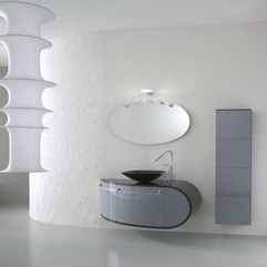 Retro Minimalist Bathroom Cabinets Trend Decoration - Karbonix