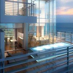 Richard Meier Beach House Designing Concept - Karbonix
