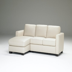 Room And Lounge Sofa Bed Soft White Cream Color And Material Minimalist Living - Karbonix