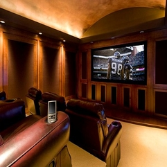 Room At Home Luxurious Cinema - Karbonix