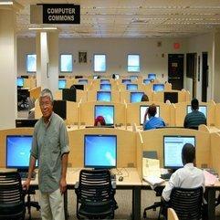 Room Design Computer Commons - Karbonix