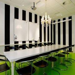 Room Design Modern Meeting - Karbonix