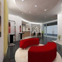 Room Design Red Waiting - Karbonix