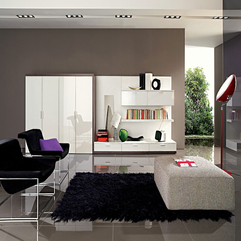 Room Design With Contemporary Furniture Ideas Trendy Living - Karbonix