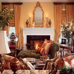 Room Furniture With Fireplace Country Living - Karbonix