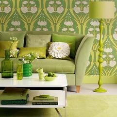 Room Ideas Decoration Green Living - Karbonix