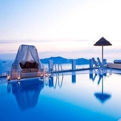 Santorini Interior Design Images Luxurious Modern - Karbonix