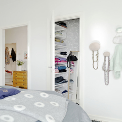 Scandinavian Apartment Deco Closet Stunning Interior Design - Karbonix