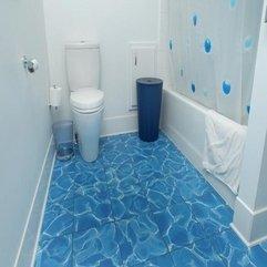 Sea Tile Floors Clean Bathroom - Karbonix