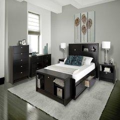 Series Black Room Design - Karbonix