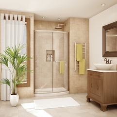 Shower With Small Bathtub Best Modern - Karbonix