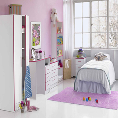 Simple Girl Bedroom The Design - Karbonix