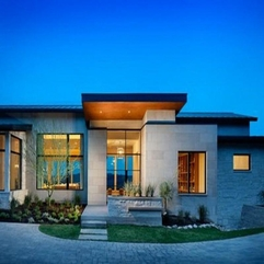 Single Story House Plans Great Modern - Karbonix
