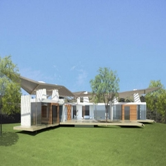 Single Story House Plans Long Modern - Karbonix