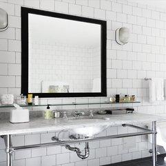Sink Mirror Photos Dashingly Bathroom - Karbonix