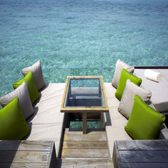 Six Senses Resort Maldives Outdoor Details - Karbonix