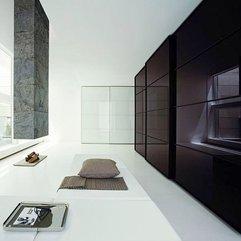 Sliding Doors White Wardrobe Smart Design - Karbonix