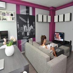 Small And Modern Apartment Petya Gancheva Interior Design - Karbonix
