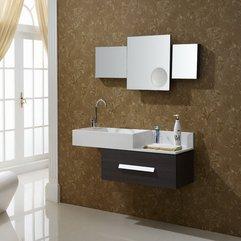 Small Bathroom Chic Contemporary - Karbonix