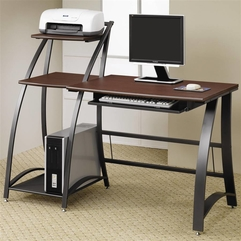 Small Computer Desk Efficient - Karbonix