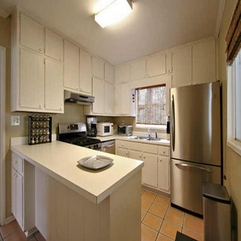 Small Kitchen Cabinets Best Color - Karbonix