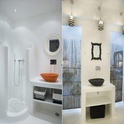 Some Decoration Grreek Stunning Bathroom - Karbonix