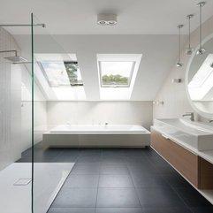 Spa Like Bathroom At Home Modern Polish House Couples Briliant - Karbonix