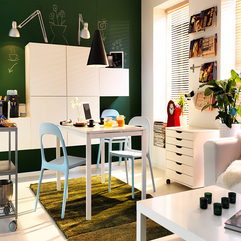 Best Inspirations : Spaces Dining Room Ideas By Ikea Modern Small - Karbonix