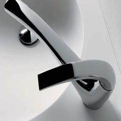 Stainless Steel Wash Basfaucet Designs Ultra Modern - Karbonix