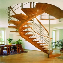 Staircase Adorable Modern Home Design Home Accessories Decorating - Karbonix